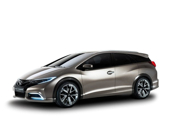 Honda Civic Tourer – Honda Civic Wagon 2014